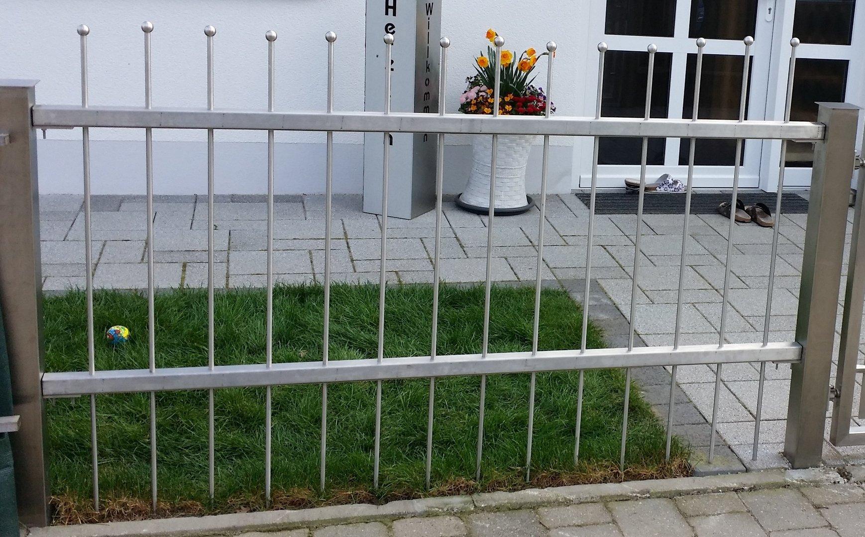 Zaun Bauhaus Drahtzaune Ratgeber